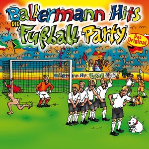 Image for 'Ballermann Hits - Die Fußball Party'