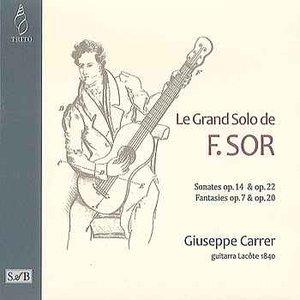 Image pour 'Fantasia en Do major, Op. 7: Variació IV'