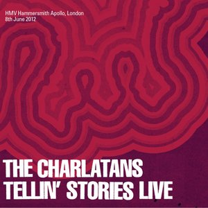 Image for 'Tellin' Stories Live 2012'