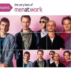 Imagem de 'Playlist: The Very Best Of Men At Work'