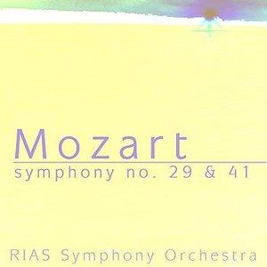 Image for 'Mozart Symphony No 29 & 41'