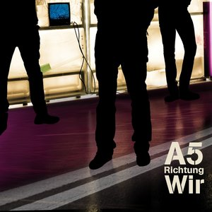 Image for 'A5 Richtung Wir'