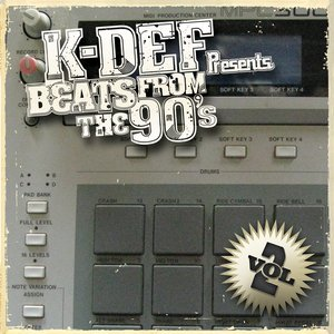 Image for 'Beats from the 90's Volume 2'
