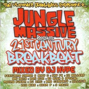 Image for 'Jungle Massive Presents 21st Century Breakbeat (disc 1)'