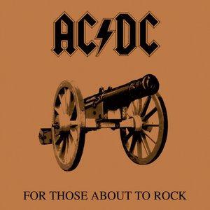 Image for 'For Those About To Rock'