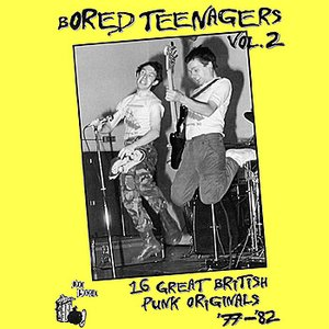 Image for 'Bored Teenagers Vol 2'