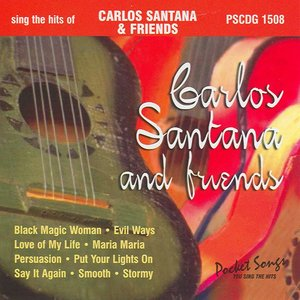 Image for 'Carlos Santana and Friends'