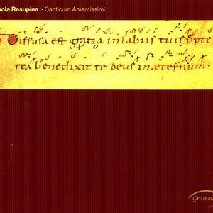Image for 'Canticum amantissimi'