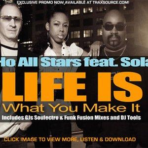 Image for 'MoHo Allstars featuring Solara'