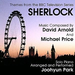 Image pour 'Sherlock: Themes from the BBC Television Series for Solo Piano (David Arnold, Michael Price)'