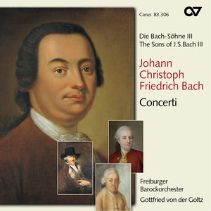 Image for 'The Sons of Bach, Vol. 3: Concerti'