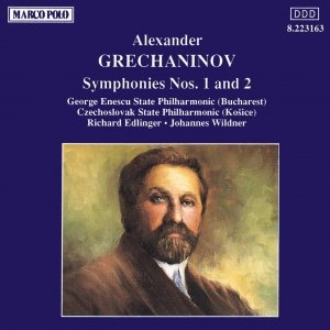 Image for 'GRECHANINOV: Symphonies Nos. 1 and 2'