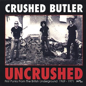 Image for 'Uncrushed'