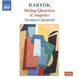 Image for 'Béla Bartók / Vermeer Quartet'