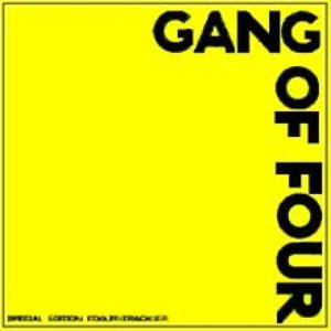 Image for 'Gang of Four (Yellow EP)'