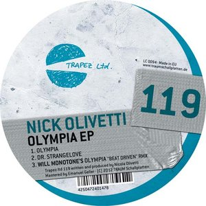 Image for 'Olympia EP (Trapez Ltd 119)'