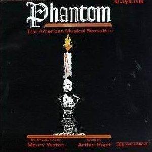 Image for 'Phantom: The American Musical Sensation'