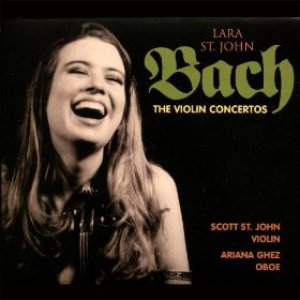 Immagine per 'Bach: The Violin Concertos'