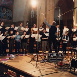 Image for 'John Rutter and the Cambridge Singers'