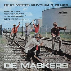 Image for 'Beat Meets Rhythm & Blues'