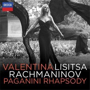 Image for 'Rachmaninov: Paganini Rhapsody'