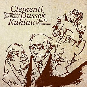 Image for 'Clementi, Dussek, Kuhlau - Sonatinas For Piano'