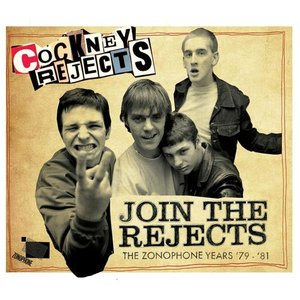 Image for 'Join the Rejects: The Zonophone Years '79 - '81'