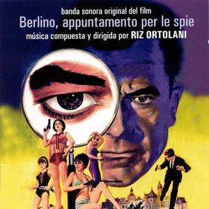 Imagem de 'Berlino, appuntamento per le spie (Berlin, Appointment to the Spies) (Original Soundtrack)'