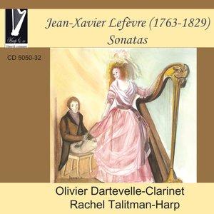 Immagine per 'Lefèvre: Sonatas'