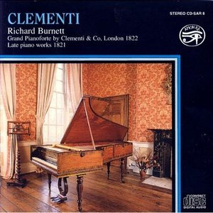 Image for 'Clementi: Late Piano Works'