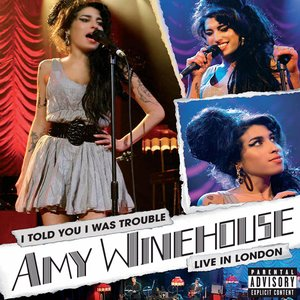 Imagem de 'I Told You I Was Trouble: Amy Winehouse Live From London'