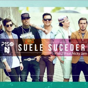 Image for 'Suele Suceder (feat. Nicky Jam)'