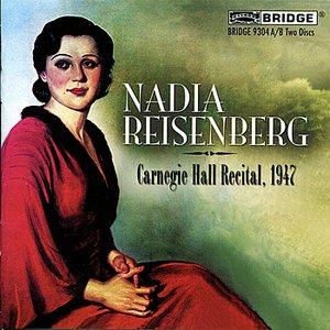 Image for 'Nadia Reisenberg - Carnegie Hall Recital, 1947'