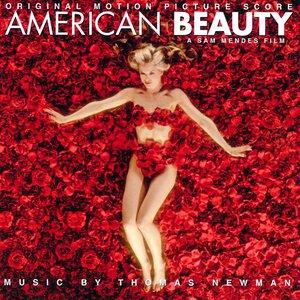 """American Beauty Soundtrack""的封面"