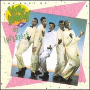 Immagine per 'The Best of Little Anthony & The Imperials'
