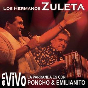 Image for 'La Parranda es con Poncho & Emilianito'