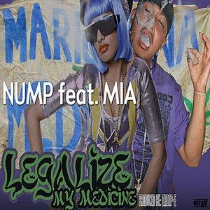 Imagen de 'Legalize My Medicine (Feat. M.I.A.)'
