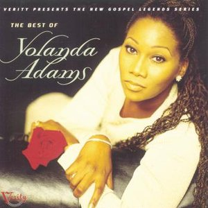Immagine per 'The Best Of Yolanda Adams'