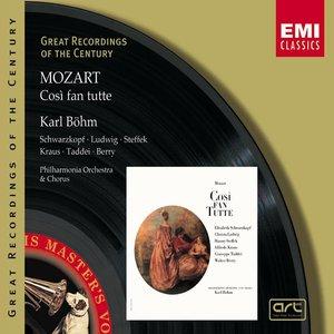 Image for 'Mozart: Così fan tutte'
