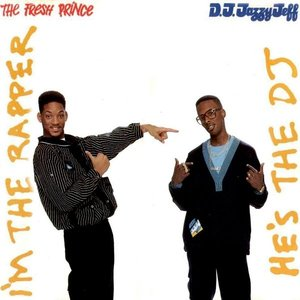 Image for 'He's the DJ, I'm the Rapper'