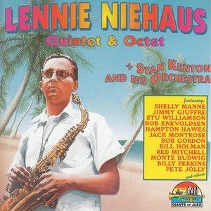 Image for 'Lennie Niehaus  Quintet & Octet (feat. Stan Kenton) [Giants of Jazz]'