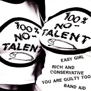 Image for '100% No-Talent'