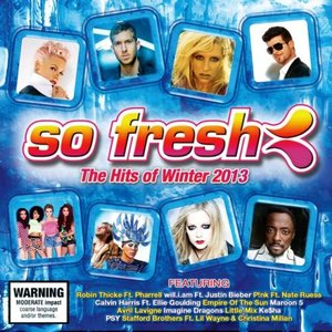 Image for 'So Fresh: The Hits Of Winter 2013'