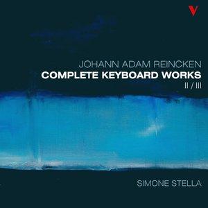 Image for 'Reincken: Complete Keyboard Works, Vol. 2'