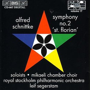 "Image for 'SCHNITTKE: Symphony No. 2, ""St. Florian""'"