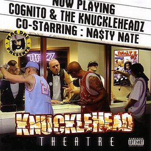 Image for 'Knucklehead Theatre: Co-Starring Cognito and Nasty Nate'
