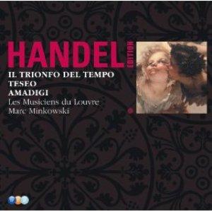 Image for 'Handel Edition Volume 2 - Il Trionfo del Tempo, Teseo, Amadigi'