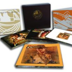 Image for 'Indiana Jones: The Soundtracks Collection (5-CD Boxed Set)'