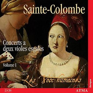 Image for 'Sainte-Colombe: Complete Works vol.1'