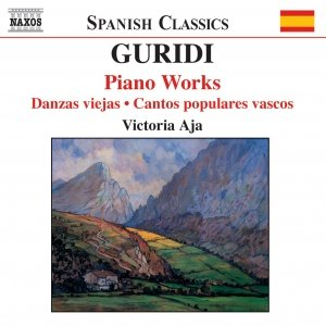 Image for 'GURIDI: Piano Works'